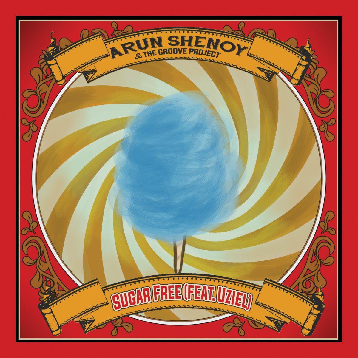A - Sugar Free feat. Uziel Single Cover Art