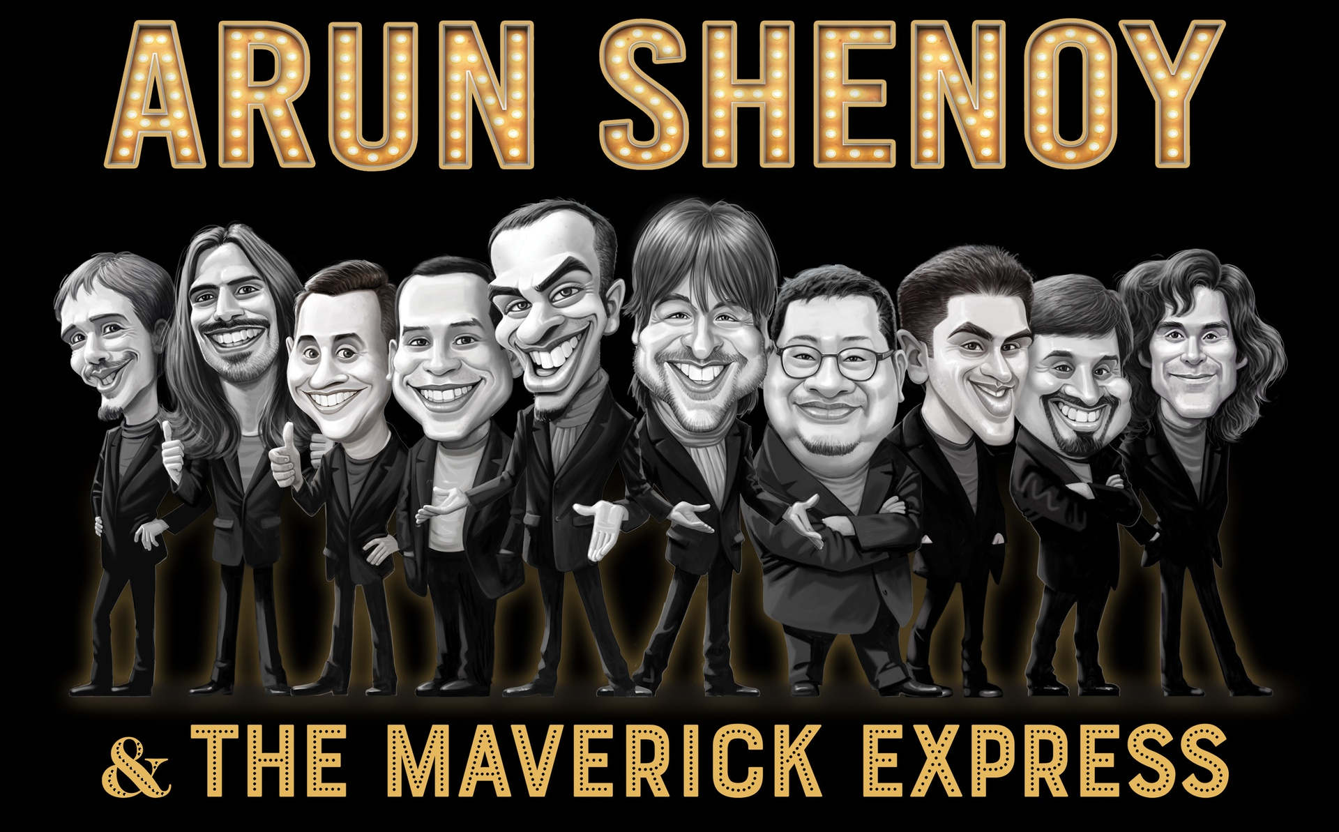 Arun Shenoy & The Maverick Express