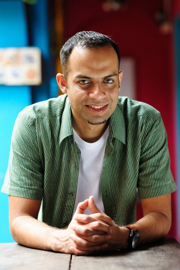 Arun Shenoy (Photo by Kelvin Pang)