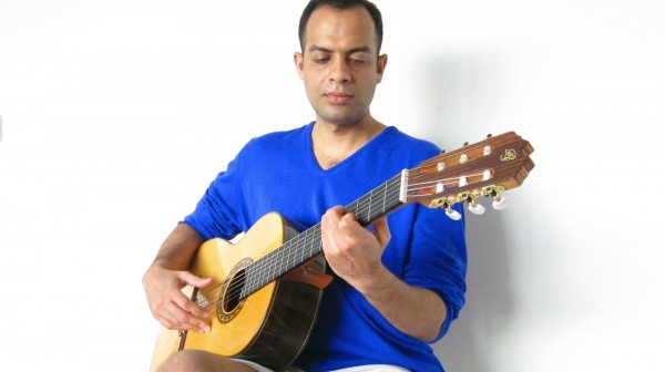 Arun Shenoy (Photo by Roshni Mohapatra)
