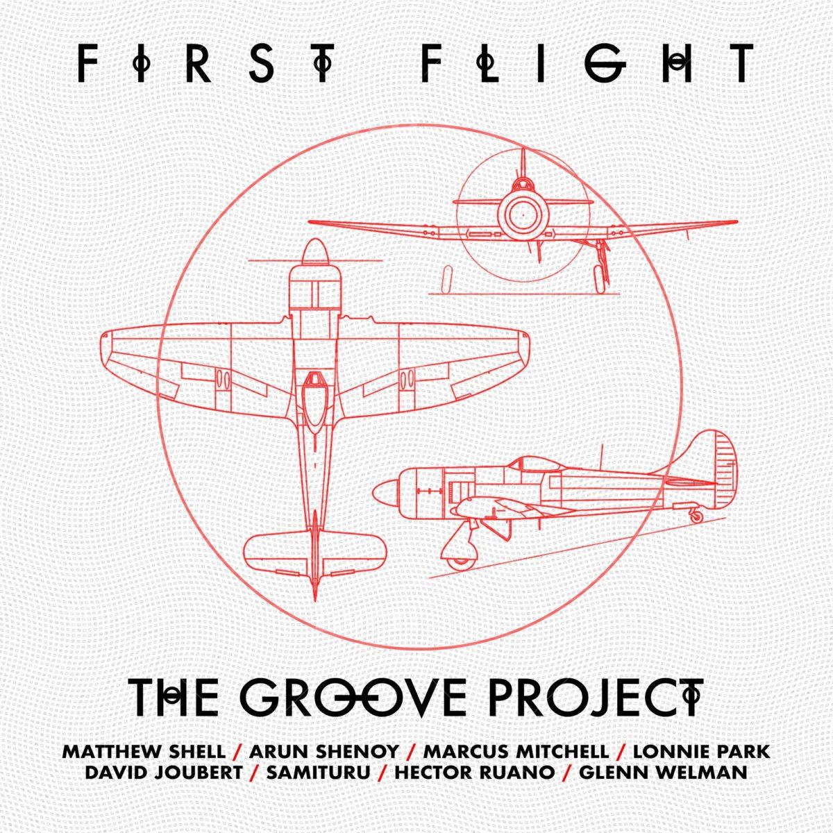 First Flight - Cover Art