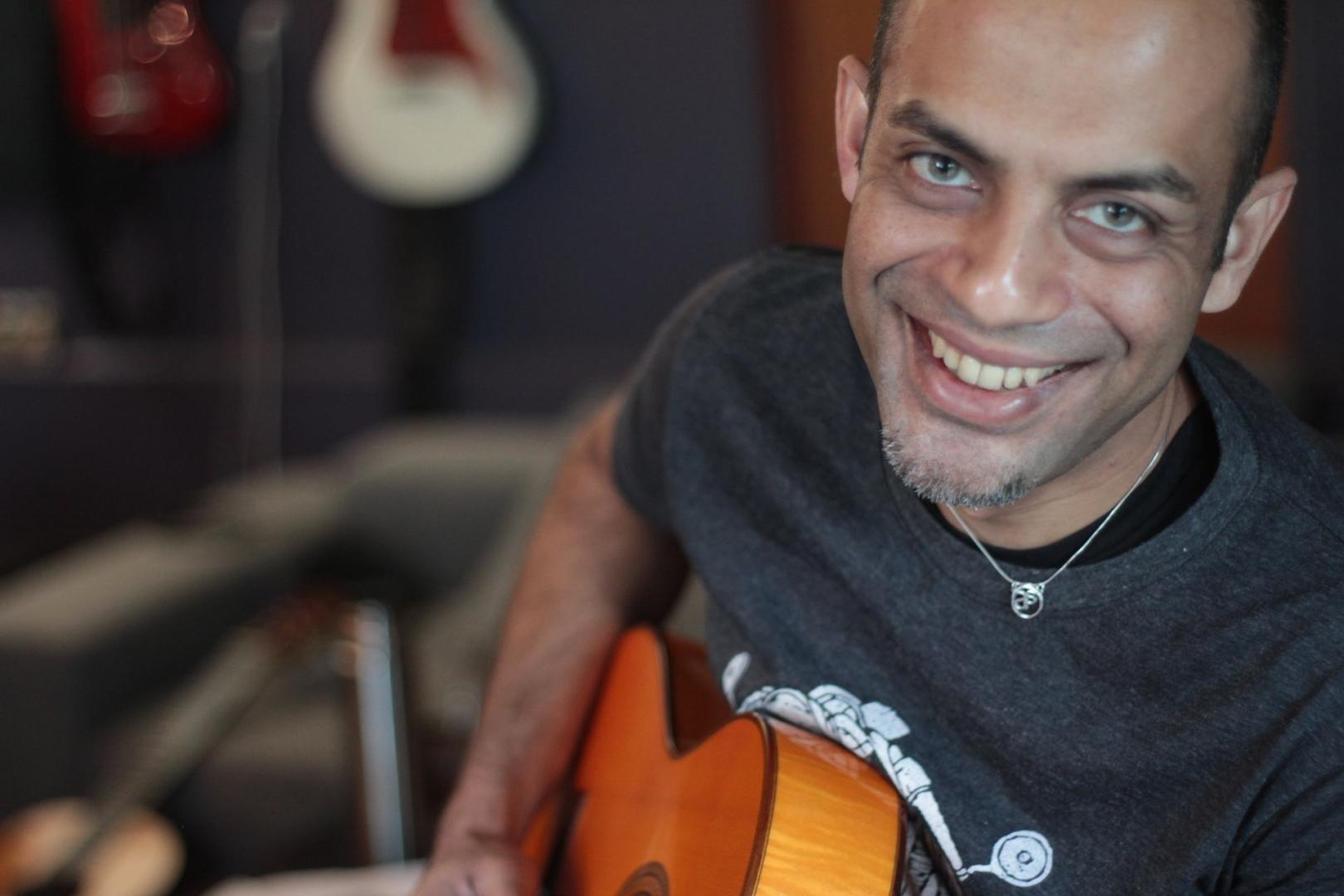 Arun Shenoy [Image courtesy Nahuel Bronzini]