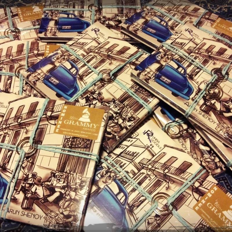Rumbadoodle CD Package HD