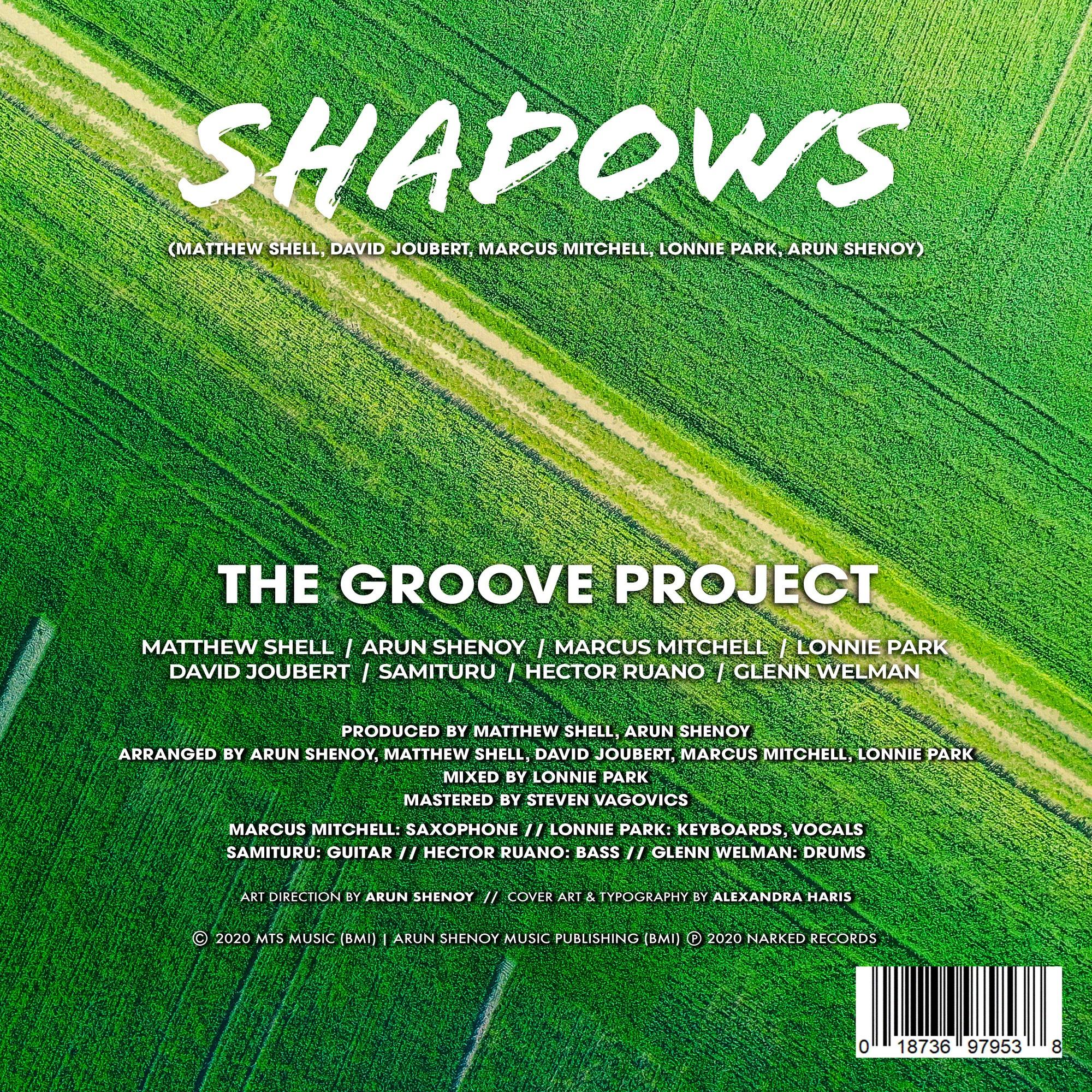 Shadows - Credits Sheet