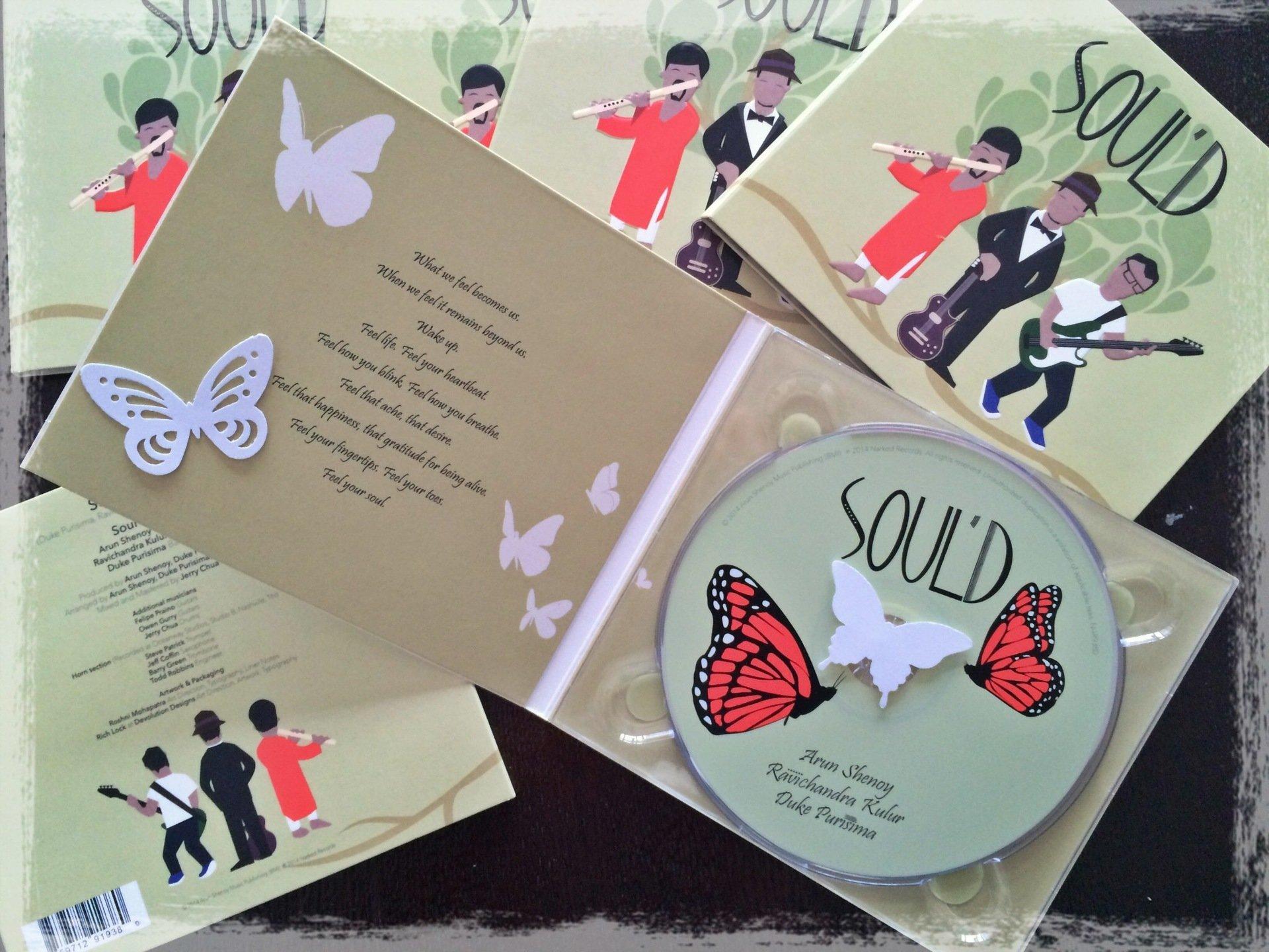 Soul'd CD