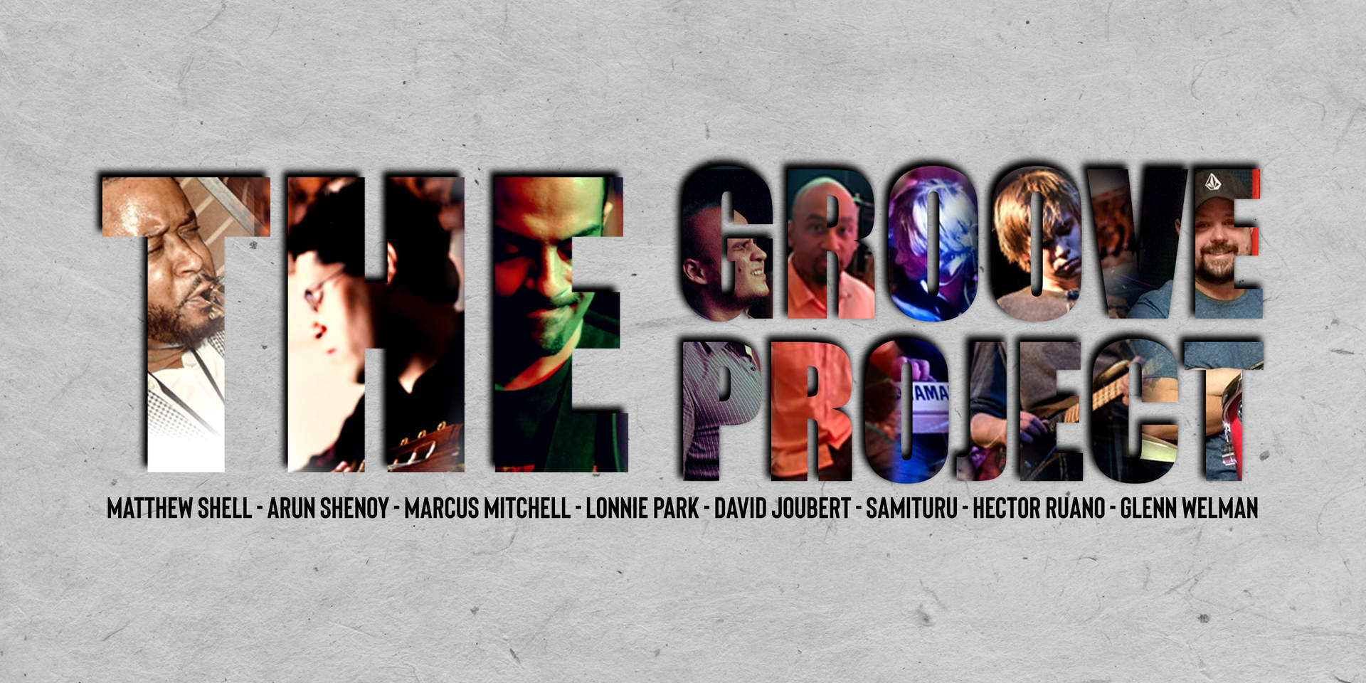 The Groove Project Band Art